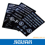 2013 De Sticker van het Zelfklevende Etiket van het Huisdier van de Batterij van de Hittebestendigheid