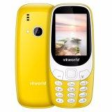 """Aîné Vkworld Z3310 téléphone mobile de lumière à LED de 2,4"""" 1450mAh cellulaire"""