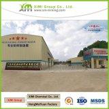 El apoyo del Grupo Ximi muestra, el sulfato de bario Blanc Fixe