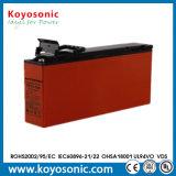 batterie terminale 12V 125ah de l'avant AGM de la garantie 5-Years