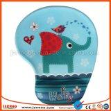 Tapis de souris bon marché estampé par logo personnalisé promotionnel