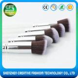 Щетки состава волос выдвиженческой белой ручки 10PCS синтетические