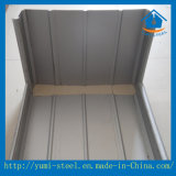 Perfil frio Al Mg Mn painéis de alumínio para decoração de coberturas