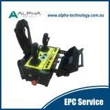 Sistema di telecomando utile del caricatore del plateau LHD
