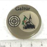 Brass Metal Bandera Insignia de solapa para decoración de recuerdos (xd-0912)