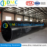 Водоснабжения производства дноуглубительных работ на UHMWPE дренажных трубопроводов