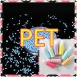 Masterbatch de plástico para cosméticos botella PET Factory