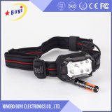 재충전용 Headlamp, 야영을%s Headlamp LED