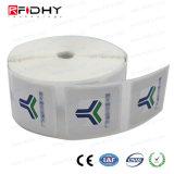 Direto da fábrica de PVC Hf Inlay RFID para gerenciamento de biblioteca