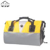 Sac imperméable à l'eau de sac à dos de sac de course de PVC pour des sports en plein air