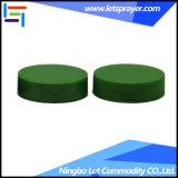 28のmm装飾的なびんのための黒いプラスチックディスク上の帽子