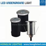 Indicatore luminoso sotterraneo esterno del percorso LED del cortile di Intiground 9W di illuminazione
