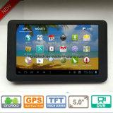 """"""" PC van de Tablet van Auto nieuwe 5.0 met GPS Navation, Androïde OS, Volledige HD1080p Auto DVR van de Auto, aV-binnen voor de Camera van het Parkeren van de Auto, de Zwarte doos van de Auto Adas; Ingebouwde g-Sensor"""