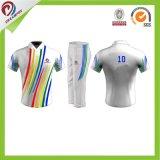 Sublima Sportswear personalizados Unisex Camiseta de Cricket de traje para correr