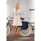 Sacchetto impermeabile della bicicletta in tela incatramata con il marchio personalizzato