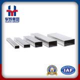 Huaye 201 304 El primer tubos de acero inoxidable con material de Aod