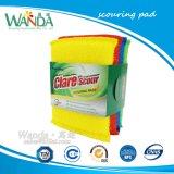 Hot de colorida cocina la esponja de limpieza con esponja Scourer malla
