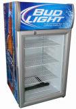 清涼飲料ビール(JGA-SC58)のためのガラスドアが付いている小型冷却装置