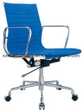 Современный офис эргономичный стул поворота из натуральной кожи для работы