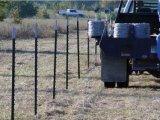L'Acier galvanisé Acier de clôture de 8 FT T Post pour grande ferme
