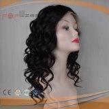 Kinky Curly bon marché haut de la soie prix d'usine femmes perruque (PPG-L-0846)