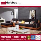 Novo design de móveis domésticos tecido moderno sofá (FB1140)