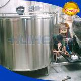 Большой резервуар для охлаждения молока для хранения молока