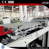 Máquina da fabricação da telha do PVC da limpeza da análise & do auto do profissional