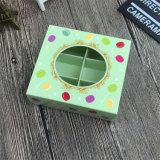 Miniwürfel-Form-kundenspezifisches Biskuit-Plätzchen-Kasten-Verpacken
