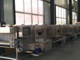 Tunnel de pulvérisation pasteurisateur la pasteurisation et de refroidissement pour les jus de la machine
