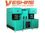 Tecla Semi-Auto garrafa de plástico PET máquinas de sopro