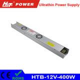 alimentazione elettrica di commutazione di 400W 33A 12V per il segno ultrasottile di Lightbox