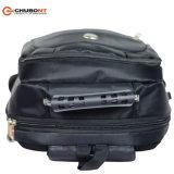 Chubont hombro doble acolchado Mochila para portátil bolsa con el cable del auricular