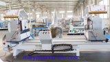 Profil en aluminium de haute précision Mitre machine scie de coupe