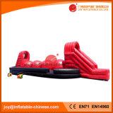 La ejecución de túnel de fútbol inflables inflables/ Limpiar Outsport juguete (T9-254)