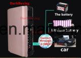 Koelkast Powerbank van de Verlichting van het Huis van de Monitor DVD van de Lader van de Telefoon van het Begin van de Auto van de reis de Auto