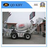 de ZelfVrachtwagen van de Concrete Mixer van de Lading 2.6m3 Jbc2.6r