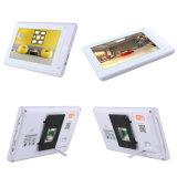 """sistema collegato di Doorphone /Doorbell citofono /Wireless WiFi dei 7 """" 2 videi video"""