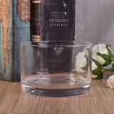 Container van de Kruik van de Kaars van het Glas van het huis de Decoratieve Duidelijke Reuze