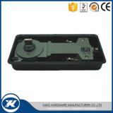 Chiudiporta automatico inferiore di vetro di Dorma del supporto del pavimento d'acciaio del hardware di Yako