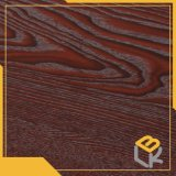 El patrón de grano de madera de sauce la impresión de papel decorativo para suelos, muebles superficie desde fábrica china