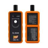 2018 Mejor calidad de un+50448 el neumático automático del sensor del monitor de presión el OEC-T5 EL 50448 para GM/Opel TPMS Reset Tool EL electrónica-50448