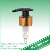 28/410 Brilhantes Right-Left colar de ouro da bomba de loção para shampoo