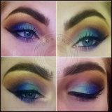 Chamäleon-Farben-Augenschminke-Pearlescent Pigmente