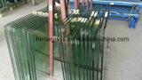 Подгонянное прокатанное стекло 12.38mm с прослойком Rongshunxiang PVB