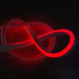 Norme de haute luminosité et un mini-néon LED 120LED/M lumière flexible, 12V/24V néon LED Double côté