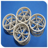Ring van het Baarkleed van de Verpakking PTFE PVDF van pvc CPVC van het polypropyleen pp de Plastic voor het Willekeurige Vullen van de Verpakking
