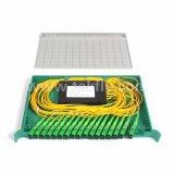 La parete che monta la traversa ottica esterna della fibra connette il Governo