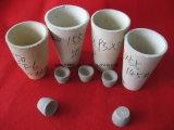 Crogiolo di ceramica di Zirconia di prezzi bassi