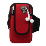 Пакет рукоятки Mutifunctional спортов сотового телефона идущий